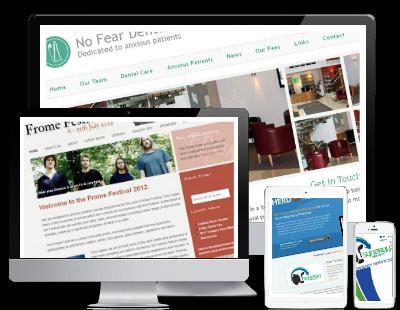 Web Design Holcombe