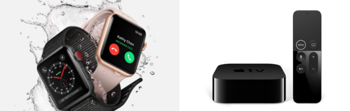 Apple Watch and TV